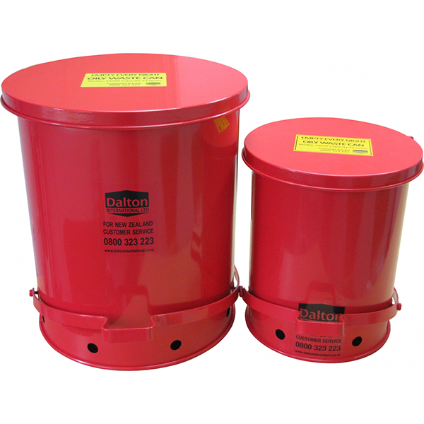 Oily Waste Can 53L