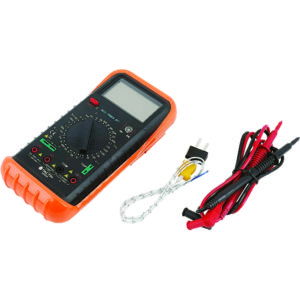 TACTIX - DIGITAL MULTI-FUNCTION MULTIMETER AC1000V