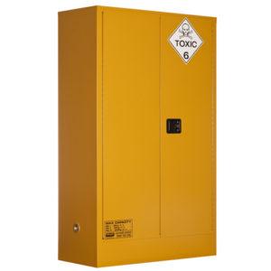 Storage Cabinet for Toxic Substances 250L/kg