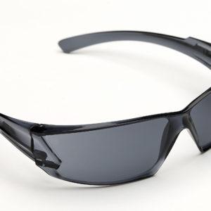 9142 Safety Glasses Smoke Lens