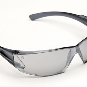 9144 Safety Glasses Silver Mirror Lens