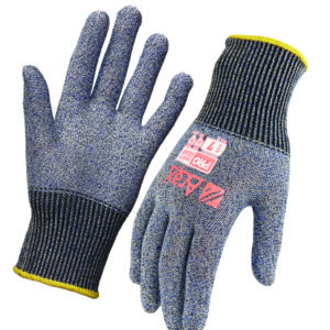 Cut protection liner glove