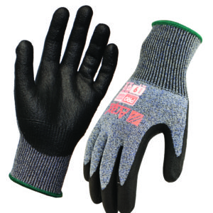 Cut Resistant Liner Glove with Polyurethane Dip Palm