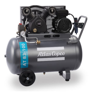 Atlas Copco ATB Piston Air Compressor 3.0HP | 100L
