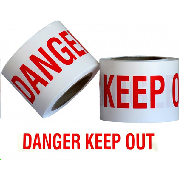 Danger Keep Out 100m