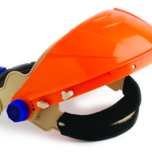 Browguard with Ratchet Headgear