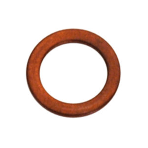 M8 X 16MM X 1.0MM COPPER WASHER - 40PK