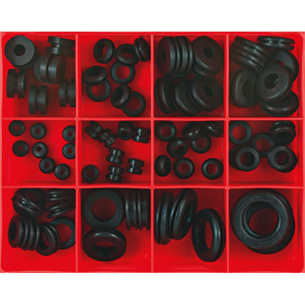 Cool 83Pc Electrical Wiring Grommet Assortment Tool And Safety Warehouse Wiring 101 Capemaxxcnl