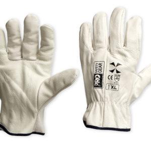 Beige Rigger Glove