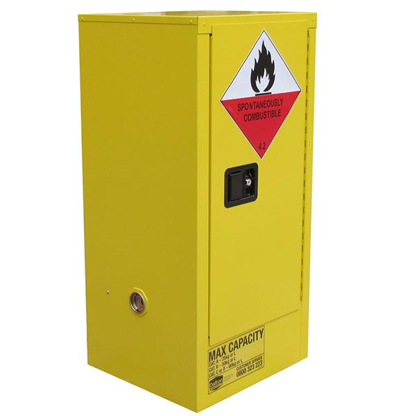 Class 4 Dangerous Goods Cabinet - 60Kg/L