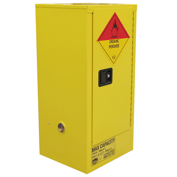 Organic Peroxide Cabinet - 60Kg/L