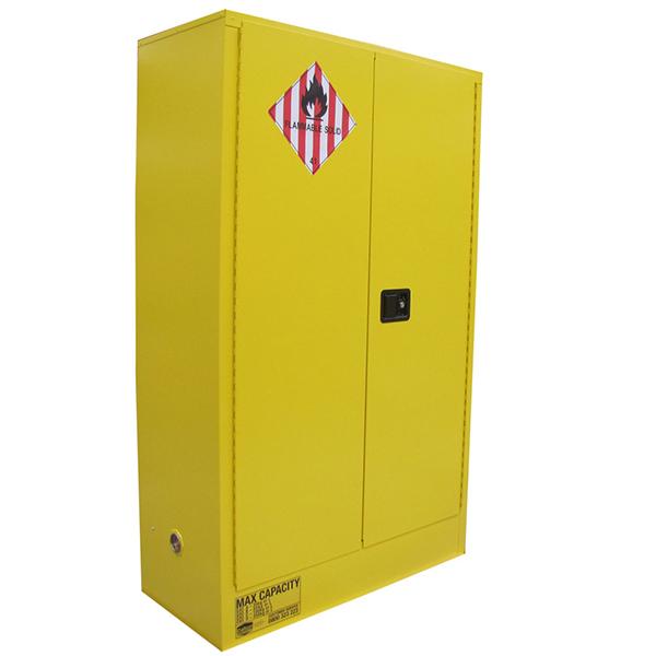 Class 4 Dangerous Goods Cabinet - 250Kg/L