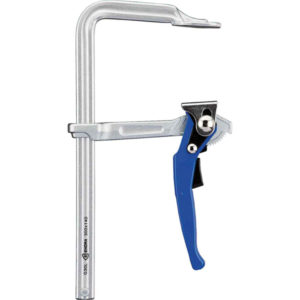 EHOMA QUICK ACTION LEVER CLAMP 400MM X 120MM 550KGP