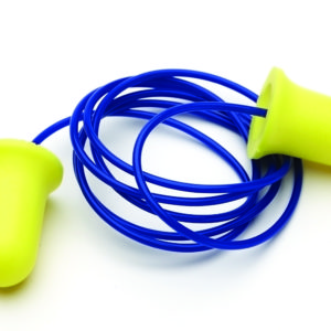 ProBell Disposable Corded Earplugs