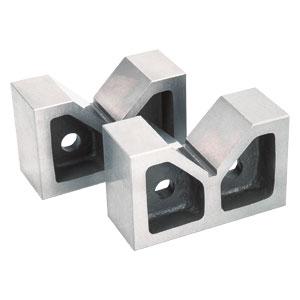 GROZ CAST IRON V-BLOCK 100 X 56 X 65MM (PAIR)