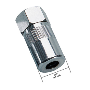 GROZ 17.0MM HD-SERIES HYDRAULIC COUPLER 4-JAW
