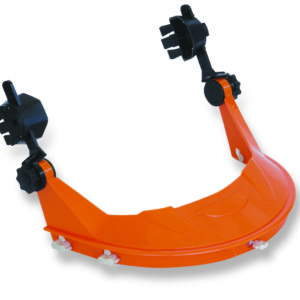 Hard Hat Browguard with Earmuff Attachment to suit VC/VS/VM/VS5