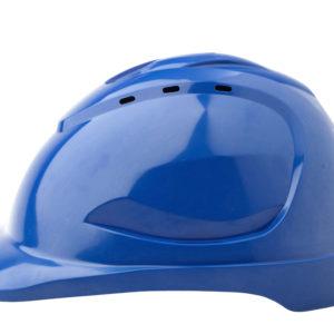 V9 Vented Hard Hat - Blue