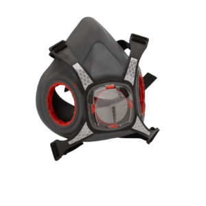 Respirator Half Mask Twin Filter