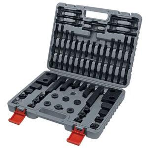 ITM 58pc T-Slot Clamp Kit To Suit 14mm T-Slot