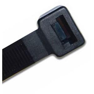 ISL 1220 x 9.0mm UV Nylon Cable Tie - Blk. - 50pk