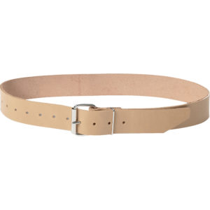 2in Industrial Leather Work Belt - 73-116cm / 29-46in