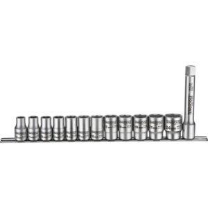 13PC1/2INDR.4430(SS)SKT SET 10-24MM(6-T)