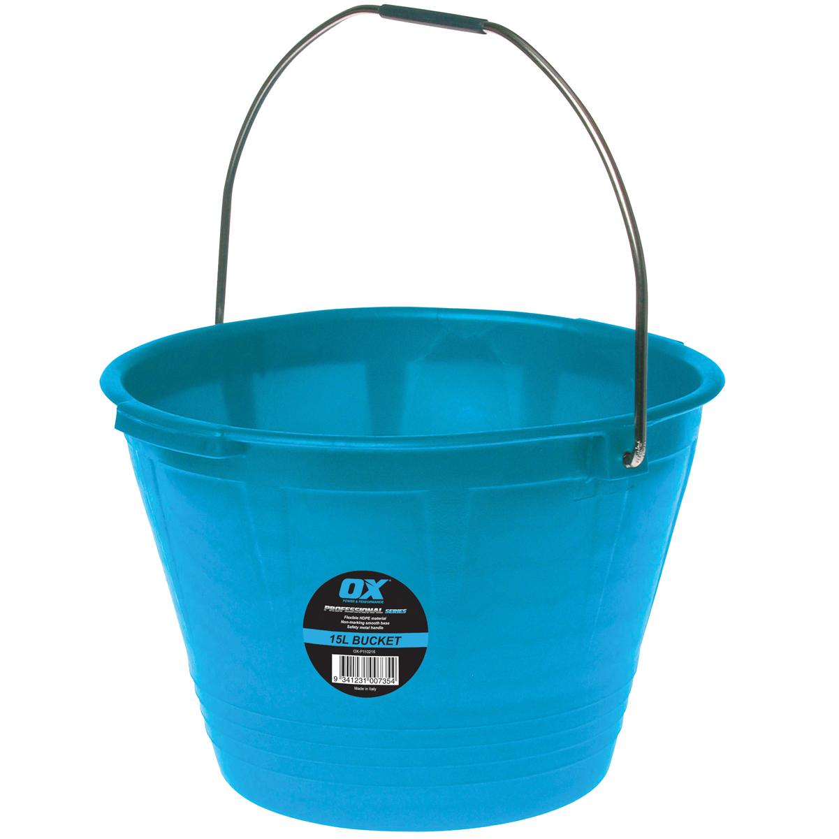 OX Prof 15L Masonry Bucket