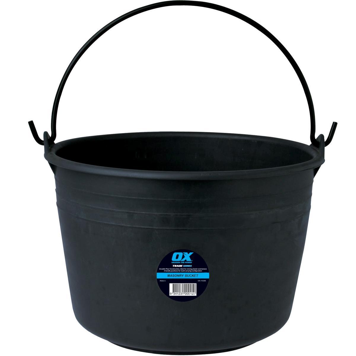 OX Prof Invincible Bucket 25Ltr