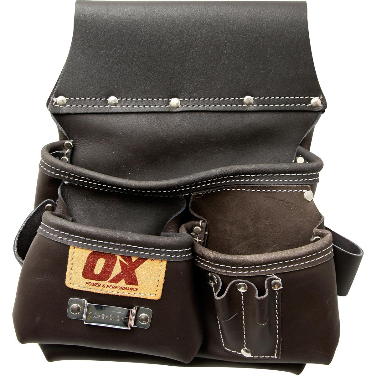 OX Prof Oil Tanned Leather Carpenters Po