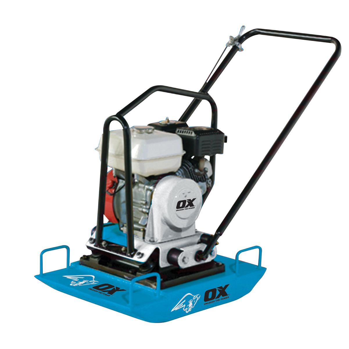 OX Prof Plate Compactor power plate