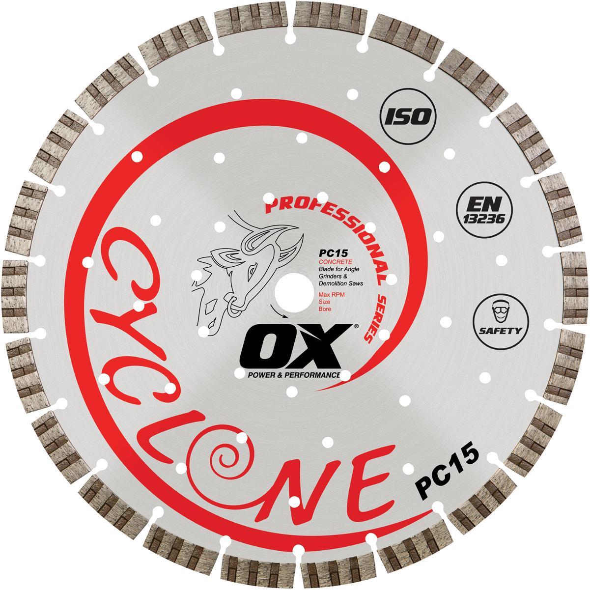 OX Prof 14 Diamond Bld - GenPur/Con