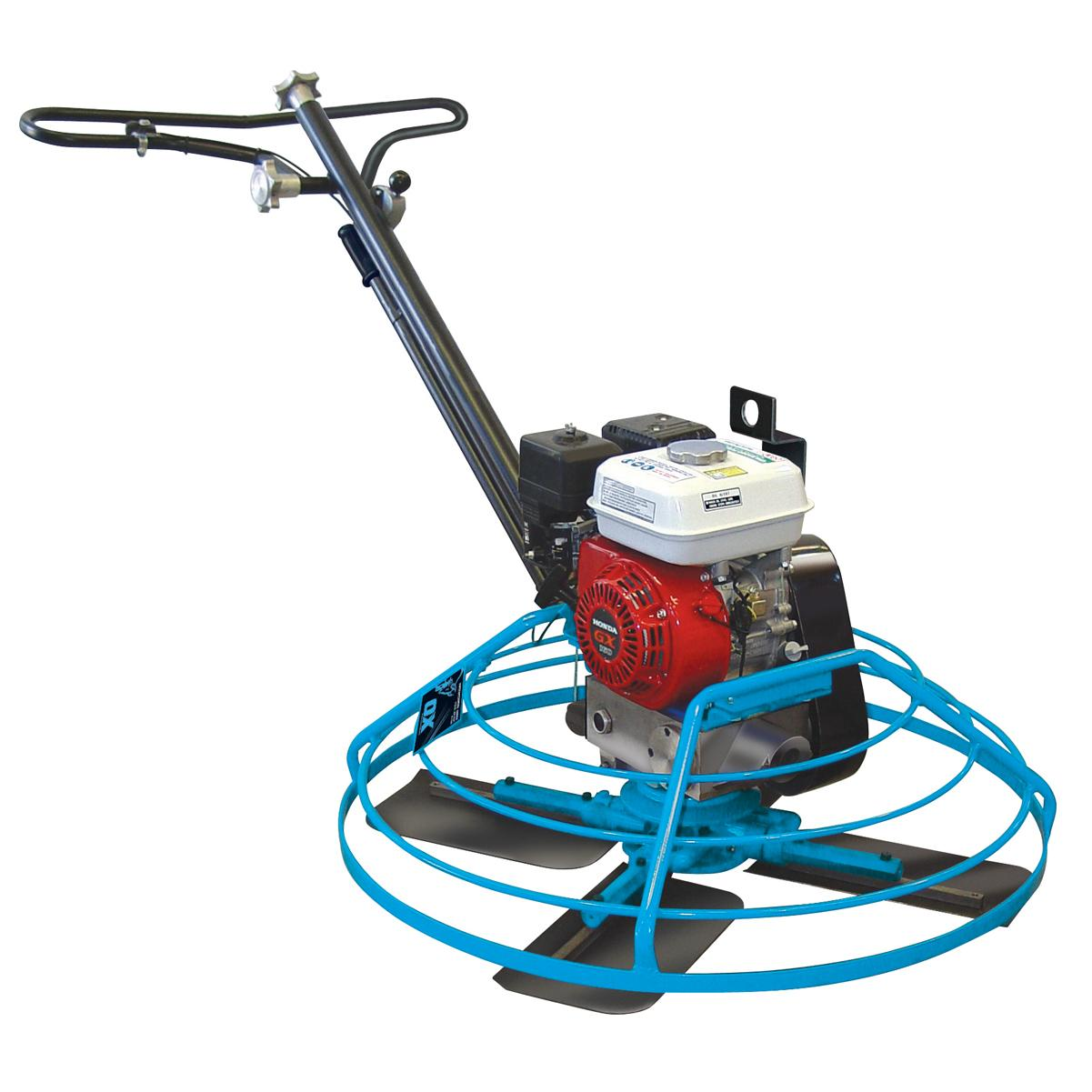OX Prof 36 Trowelling Machine 9HP
