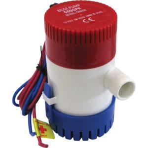 ProMarine 12V Non-Automatic Sump/Bilge Pump - 750gph
