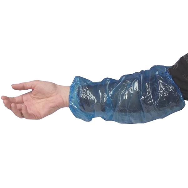 PE Sleeve Covers Blue