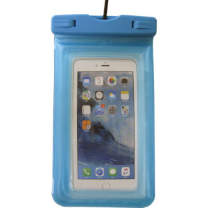 ProMarine Floating Phone Pouch - Light Blue