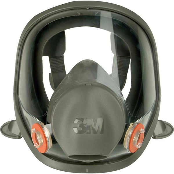 3M Full Face Mask - Silicone
