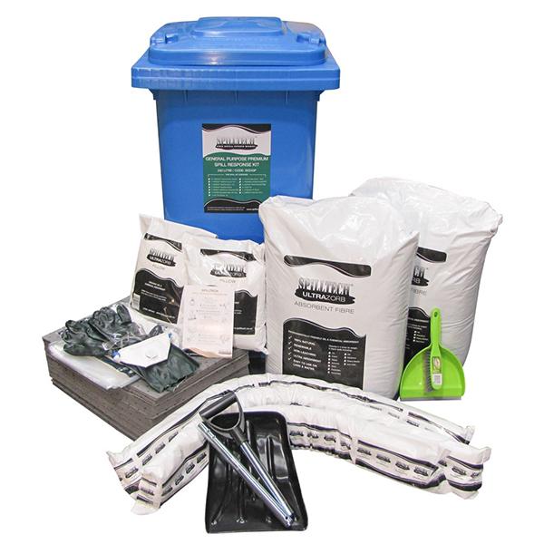 SpillTech 240L Premium GP Spill Kit