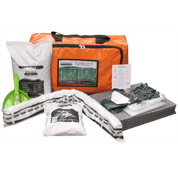 SpillTech 50L General Purpose Spill Kit