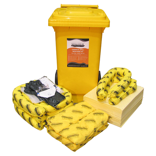 SpillTech 120L Chemical Spill Kit