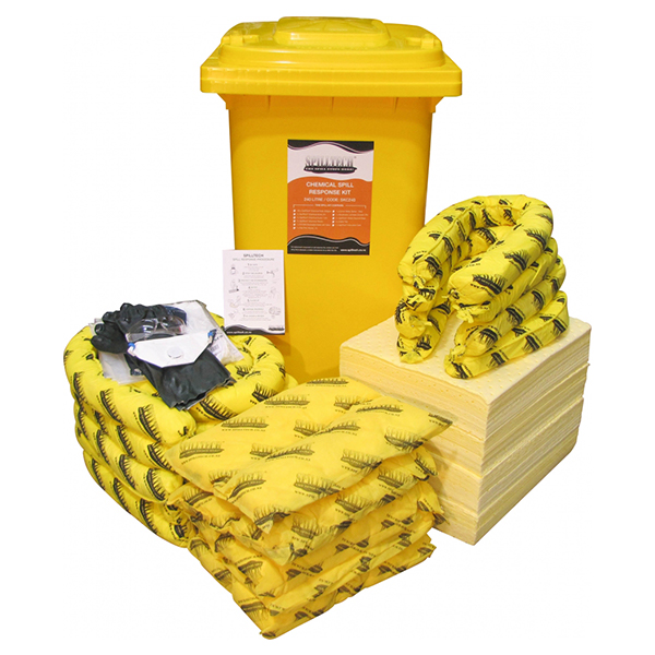SpillTech 240L Chemical Spill Kit