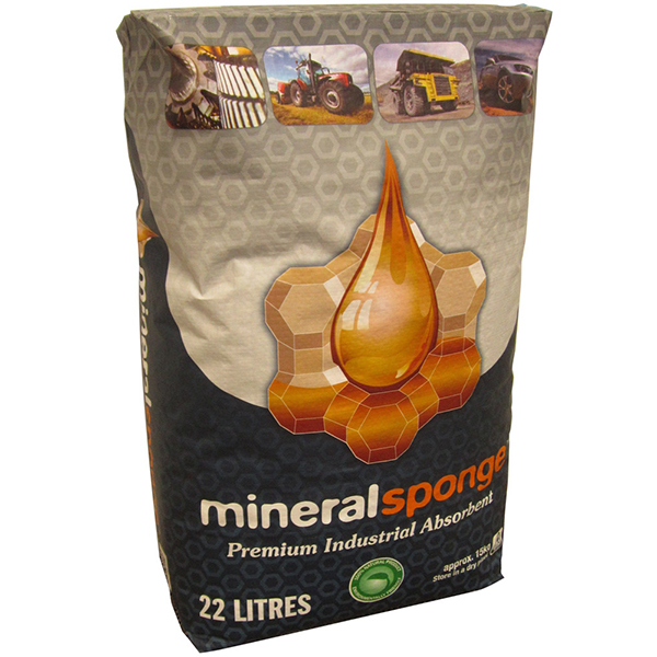 Mineral Sponge 22L