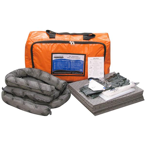 SpillTech 50L Universal Spill Kit