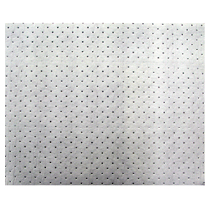 ISL SORBENT MAT - 500 X 400 X 4MM - OIL (WHITE) - 10PK