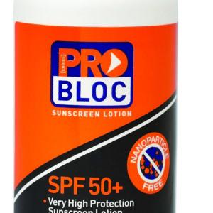 SPF 50+ Sunscreen 250ml Bottle