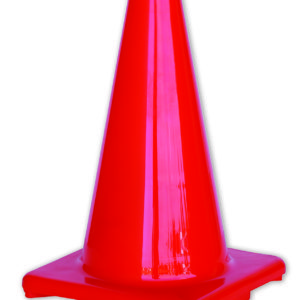 Orange Traffic Cone 300mm