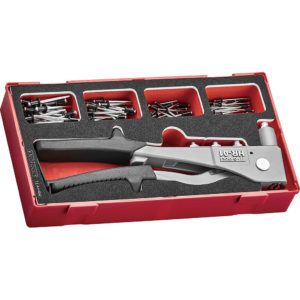 Teng 81pc Rivet Gun Set