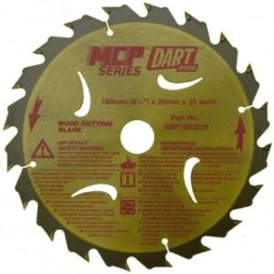 DART Timber Blade 305mm 96T 25.4mm Bore
