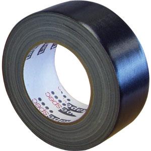 Waterproof Cloth Tape Premium 48mm x 30m - Black