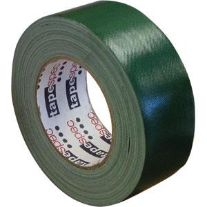 Waterproof Cloth Tape Premium 48mm x 30m - Green